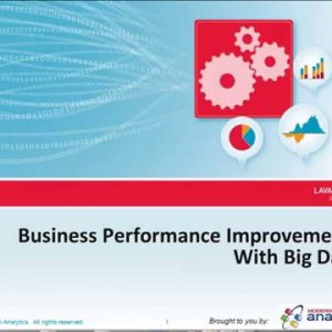 Combine Big Data with Enterprise Data to Improve Business Performance Webinar