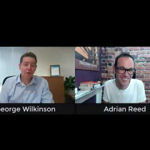 Webinar: Thriving in Change -- Self Leadership for Change Professionals with George Wilkinson