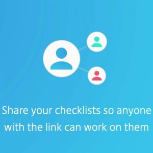 Shared Checklists - Collaborate with others around shared checklists using Process Street