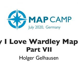 Where to Move? - Why I Love Wardley Mapping Part VII - Wardley Maps BarCamp 2020