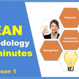 L1. Introduction to Lean Methodology / Lean Management | Lean Thinking - intro |