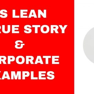 5S Example - A True Story and Corporate Real Application