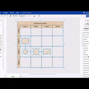 A closer look at the sketch feature in draw.io for Confluence