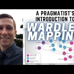 A Pragmatist's Introduction to Wardley Mapping with Ben Mosior