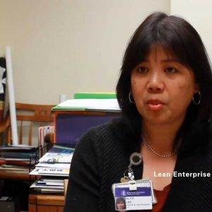 Alice Lee on the Challenges and Rewards of Applying Lean to Healthcare