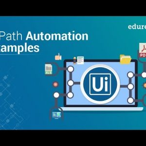 UiPath Automation Examples | Top 5 Automation Examples in UiPath  | RPA UiPath Training | Edureka