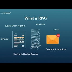 What is RPA?Transform The Way You Work. Get a Bot. | Automation Anywhere RPA