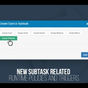 Automate Your Process Using Subtasks