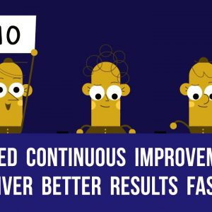 Bad Processes Not Bad People Embed Continuous Improvement