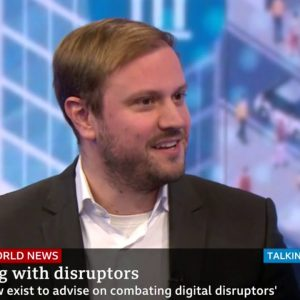 BBC World News, Talking Business | Dr Gero Decker