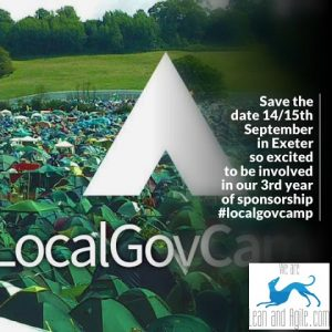 Save the date 14/15th September in Exeter so excited to be involved in our 3rd year of sponsorship …