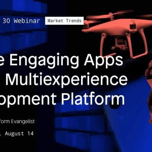 Low Code in 30 Webinar Create Engaging Apps with a Multiexperience Development Platform