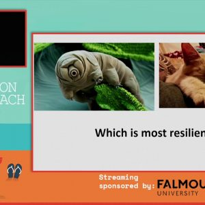 Resilience – How to bring your best through the worst - John Clapham, Agile on the Beach 2019