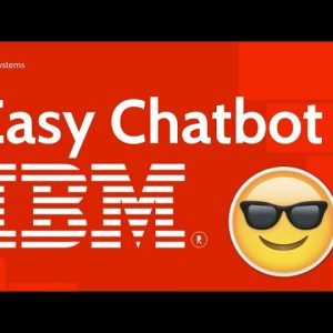 Build an easy Chatbot in 10 Mins with IBM Watson and OutSystems