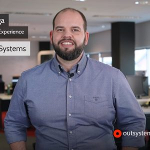 Building OutSystems: Episode 7 - User experience at OutSystems