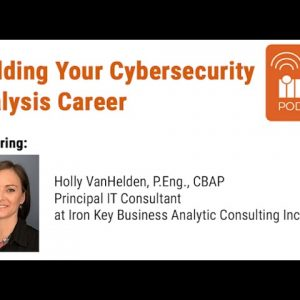 Building Your Cybersecurity Analysis Career