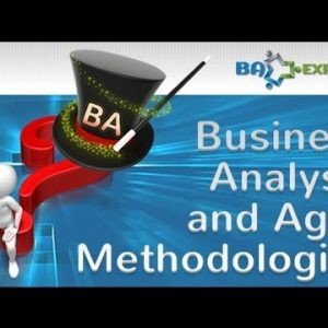Business Analysis and Agile Methodologies