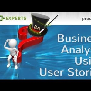 Business Analysis Using User Stories