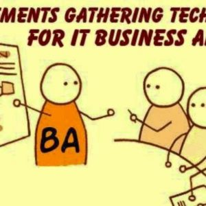 Business Analyst Training: How To Do Requirements Gathering?