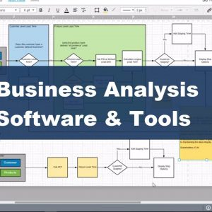 Business Analysts Modeling Software & Tool Overview