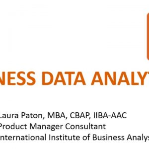 Business Data Analytics for Business Analysts