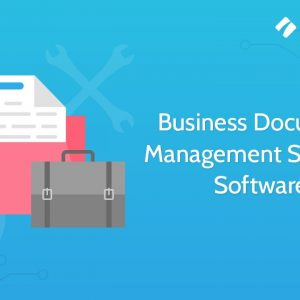 Business Document Management System | Software