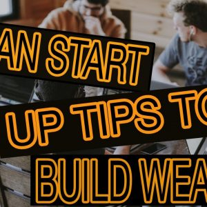 Business Opportunity: 6 Lean Startup Tips to Earn $