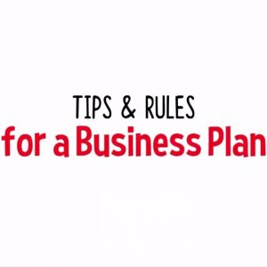 Business Plan - A Lean approach in 10 Points