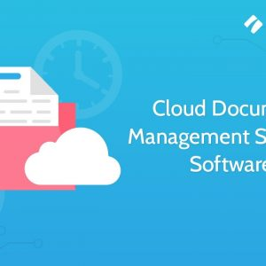 Cloud Document Management System | Software