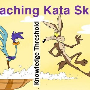 Coaching Kata Skill Building, by Mark Rosenthal