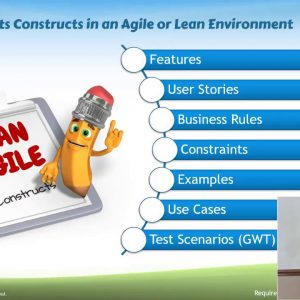 Communicating Business Needs and Wants in Lean and Agile Environments