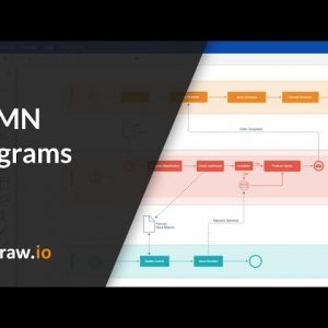 Create professional BPMN diagrams with draw.io