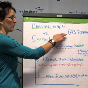 Created Gaps vs. Caused Gaps, with Tracey Richardson