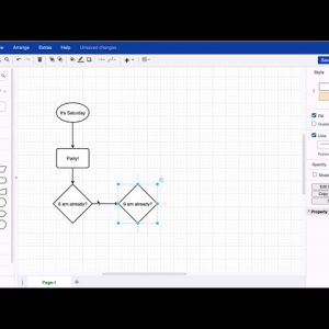 Creating a flowchart in draw.io for Atlassian Confluence & Jira