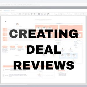 Creating Sales Deal Reviews in Lucidchart