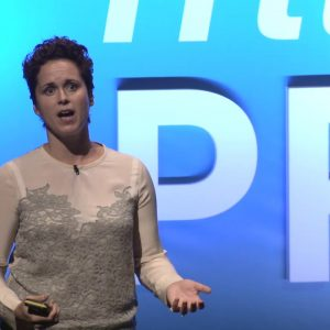 A girl's guide to product management by Amanda Richardson at Mind the Product 2015