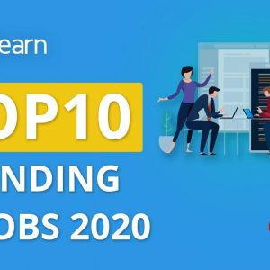 Top 10 Trending IT Jobs | Trending Jobs 2020 | Top IT Jobs In Demand 2020 | Simplilearn