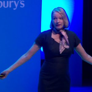 Metaphor and Stories in Product Management by Elizabeth Churchill at Mind the Product London 2016