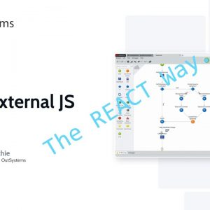How to Use External JavaScript in Your OutSystems Web Application - The React Way