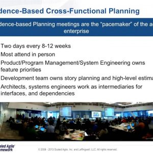 Foundations of the Scaled Agile Framework: Be Agile, Scale Up, Stay Lean, and Have More Fun