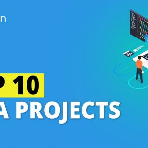 Top 10 Java Projects For Beginners | Java Open Source Projects For Beginners | Simplilearn