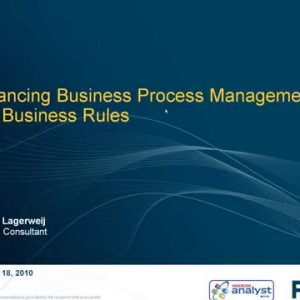 Enhancing Business Process Management with Business Rules