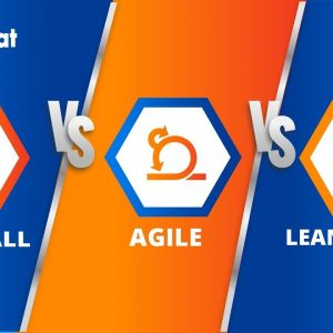 Lean vs Agile vs Waterfall | What is Lean | Difference between Waterfall and Agile | Intellipaat