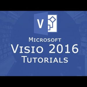 MS VISIO 2016 to Make Professional Diagrams like Business Process Models & more | MS VISIO Tutorial