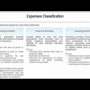 Financial Accounting - Revenue and Expenses Tutorial 6 of 10