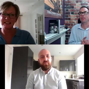 Bouncing Back from BA Redundancy with Michelle Shakesheff and Simon Rookledge