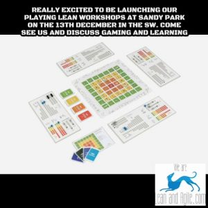Really excited to be launching our Playing Lean Workshops at Sandy Park on the 13th December in the…
