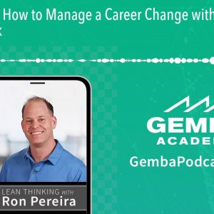 GA 195 | How to Manage a Career Change with Thomas Frederick