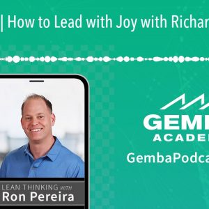 GA 213 | How to Lead with Joy with Richard Sheridan