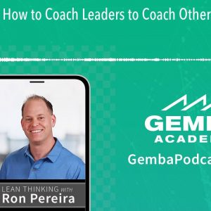 GA 245 | How to Coach Leaders to Coach Others with Jamie Parker